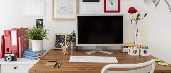 Идеальный домашний офис