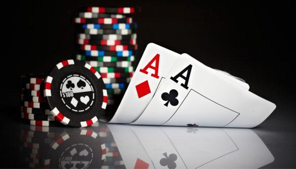 покер фото